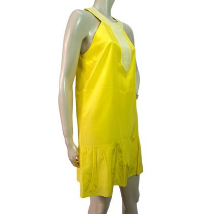 Tibi Summer Dress bianco ricamato Dettaglio