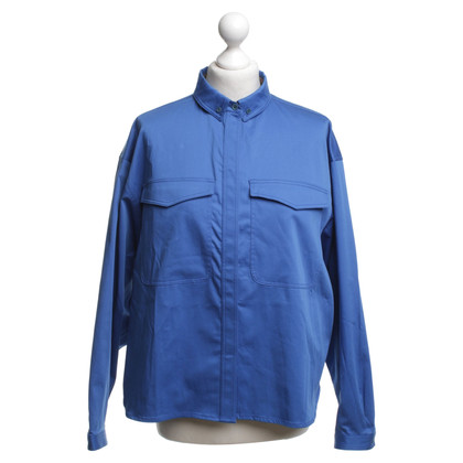 Burberry Bluse in Blau