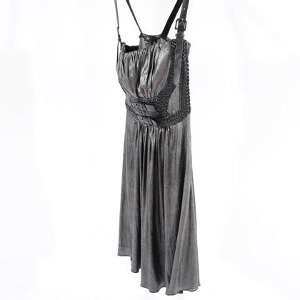 Sky Silk dress
