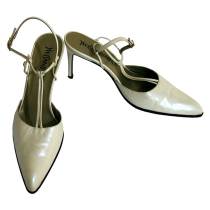 Yves Saint Laurent Room Leren pumps