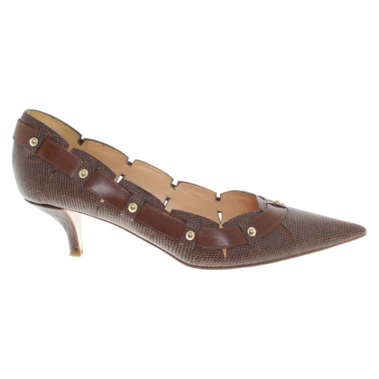 Sergio Rossi pumps Brown