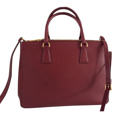 Prada Handbag made of Saffianoleder