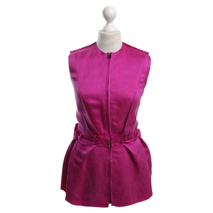 Lanvin Top in rosa