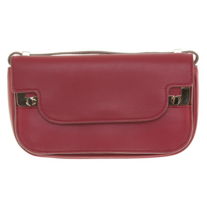 Lancel Leather Satchel