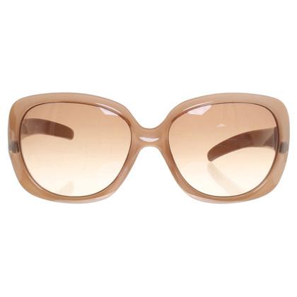 Emilio Pucci Nudefarben sunglasses