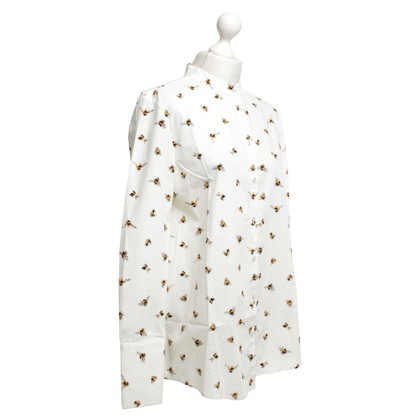 Victoria Beckham Target blouse with print