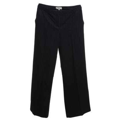 Hobbs trousers with pinstripe