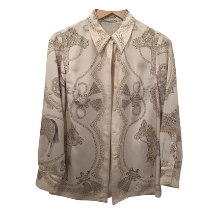 "Hermès Iconische Shirt ""Pagaroles"""