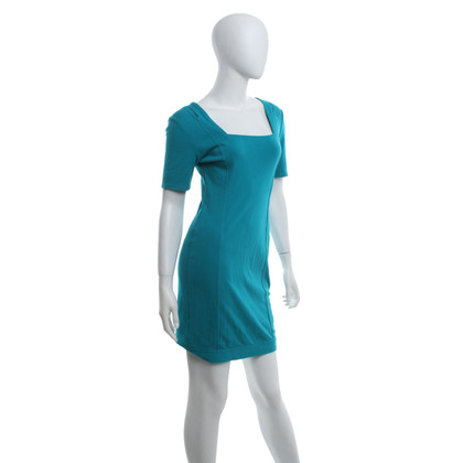 Reiss Dress in turquoise