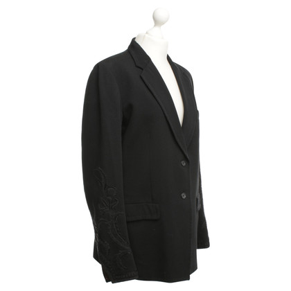 Dries van Noten Blazer in black