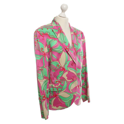 Escada Blazer with pattern
