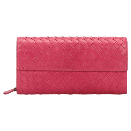 Bottega Veneta Bottega Veneta Intrecciato Long Wallet