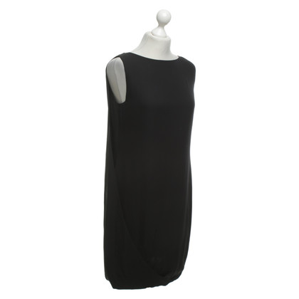 Halston Heritage Black silk dress