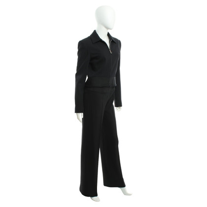 Christian Dior Suit in black