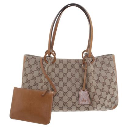 Gucci Handtasche mit Muster