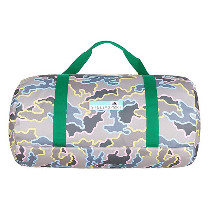 Stella McCartney for Adidas Sports bag with pattern