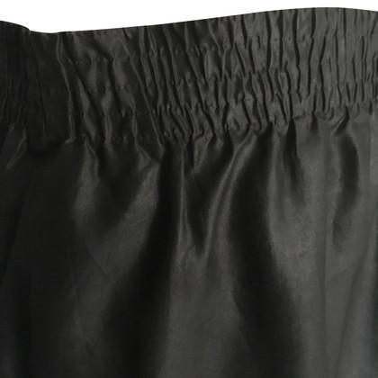 DKNY Long silk skirt