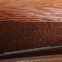 Louis Vuitton Brown EPI leather Briefcase