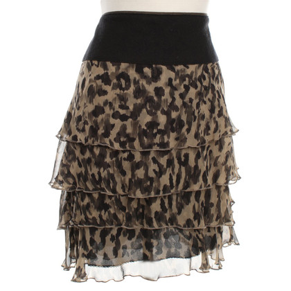 Marc Cain Rock mit Animalprint