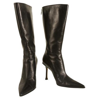 Jimmy Choo Black Boots