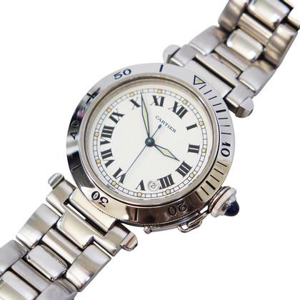 "Cartier Klok ""Pasha Automatic"""
