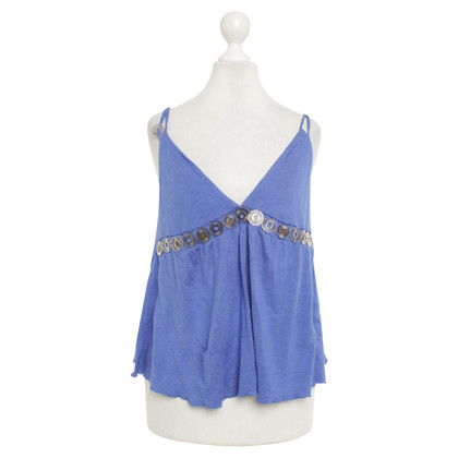 See by Chloé Top in Blauw