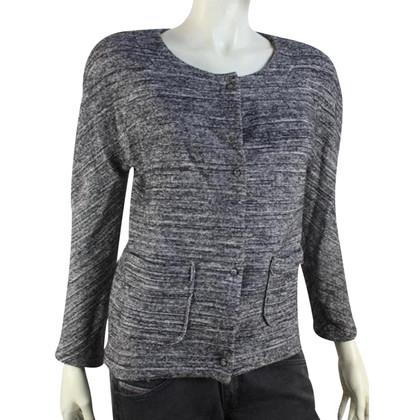 Humanoid cardigan grigio