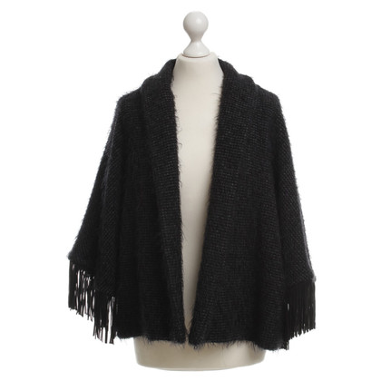 Guido Maria Kretschmer Knit Jacket with fringe
