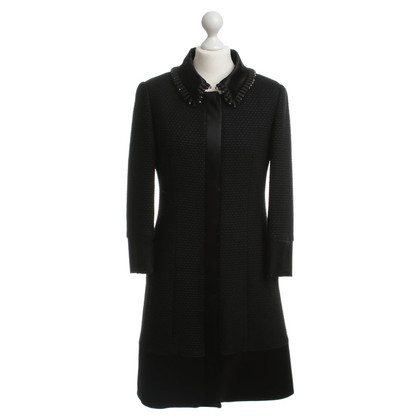 Red Valentino Cappotto elegante in nero