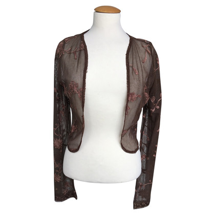 Schumacher Cardigan with lace