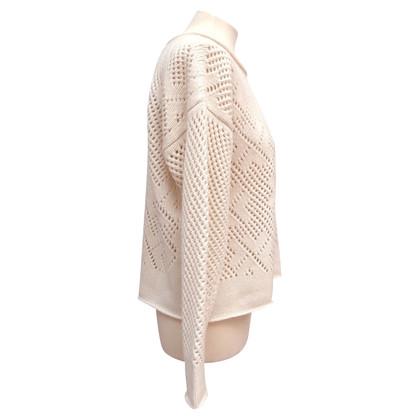 Iris von Arnim Knitted sweater with pattern