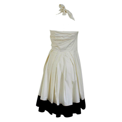 Aquilano Rimondi Dress in black / white