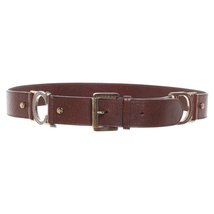 Christian Dior riem Brown