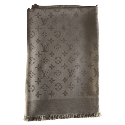 Louis Vuitton Monogram cloth in Beige