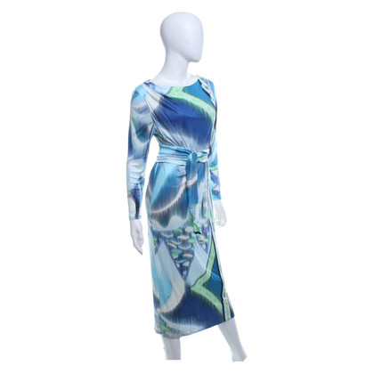 Emilio Pucci Dress in blue