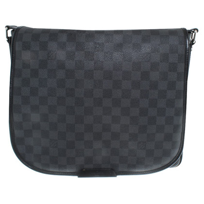 Louis Vuitton Schoudertas Damier Graphite Canvas