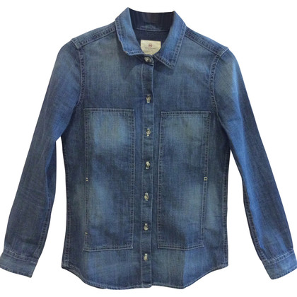 Adriano Goldschmied Denim overhemd