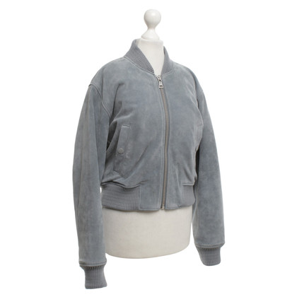 See by Chloé Suede bomber jacket