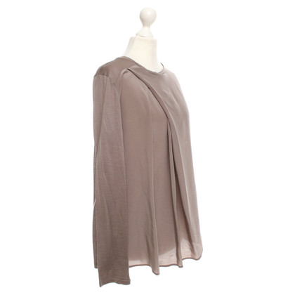 Windsor Top in Taupe