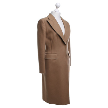 Prada Long coat in beige