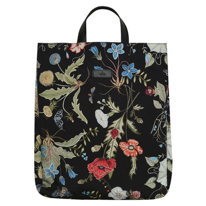 Gucci Kris Knight Floral Tote