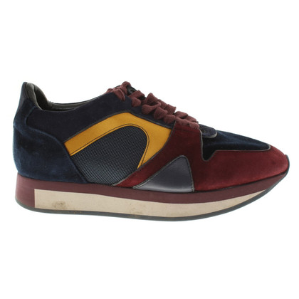 Burberry Sneakers mit Plateausohle