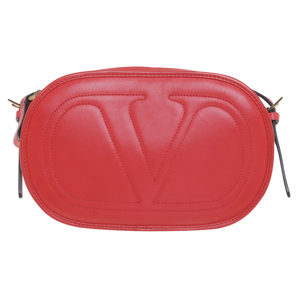 Red Valentino Bag in Coral Red