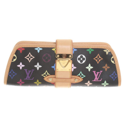 Louis Vuitton ''Pochette Shirley Monogram Multicolore Canvas''