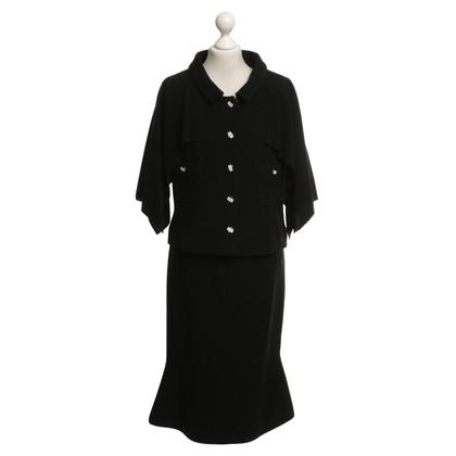 Chanel Costume in nero