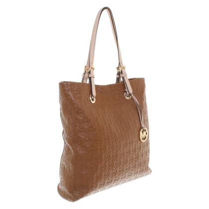 Michael Kors Tote Bag in marrone
