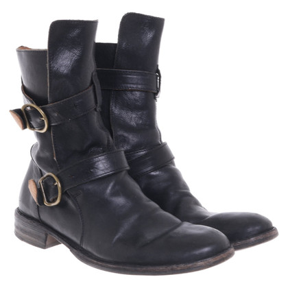 Fiorentini & Baker Ankle boots in black
