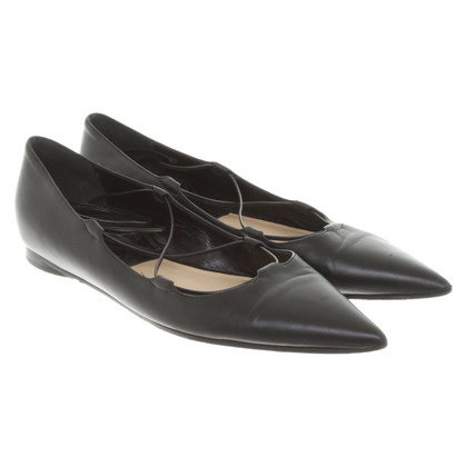 Michael Kors Ballerina's met vetersluiting