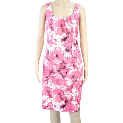 L.K. Bennett Floral dress in pink
