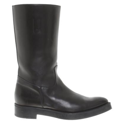 Prada Laarzen in zwart